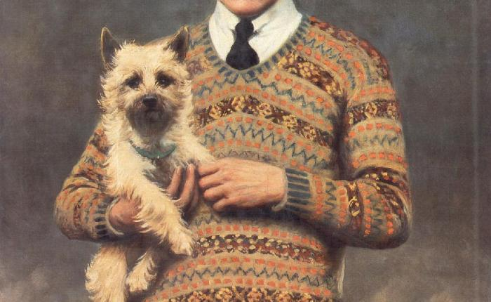 The Prince of Wales and the interwar craze for Fair Islejumpers